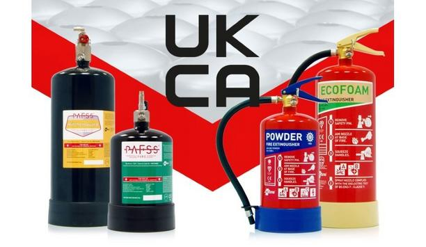 Jactone Receives UKCA Mark Certification For UK Manufactured Cylinders For Fire Extinguishers And Fire Suppression Systems