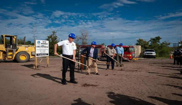 JFRD And City Officials Break Ground On Fire Station 63