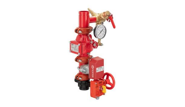 Johnson Controls Launches The Tyco RM-2 Riser Manifold With Model TD-2 Test And Drain Valve