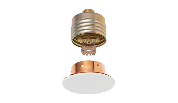 Johnson Controls Expands Its Tyco Corridor Sprinkler Family With Launch Of The Series RFII-C Royal Flush II Sprinkler