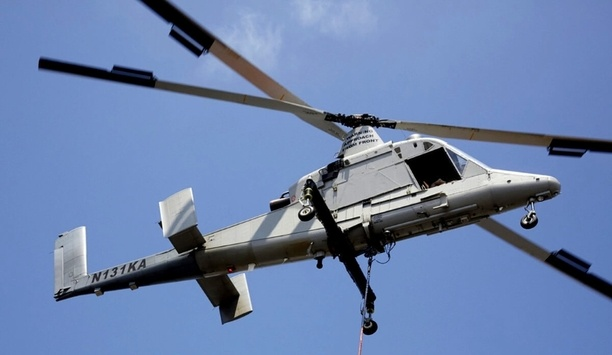 Kaman Aerosystems Receives Third Order For K-Max Medium-To-Heavy Lift Helicopter From Precision Lift