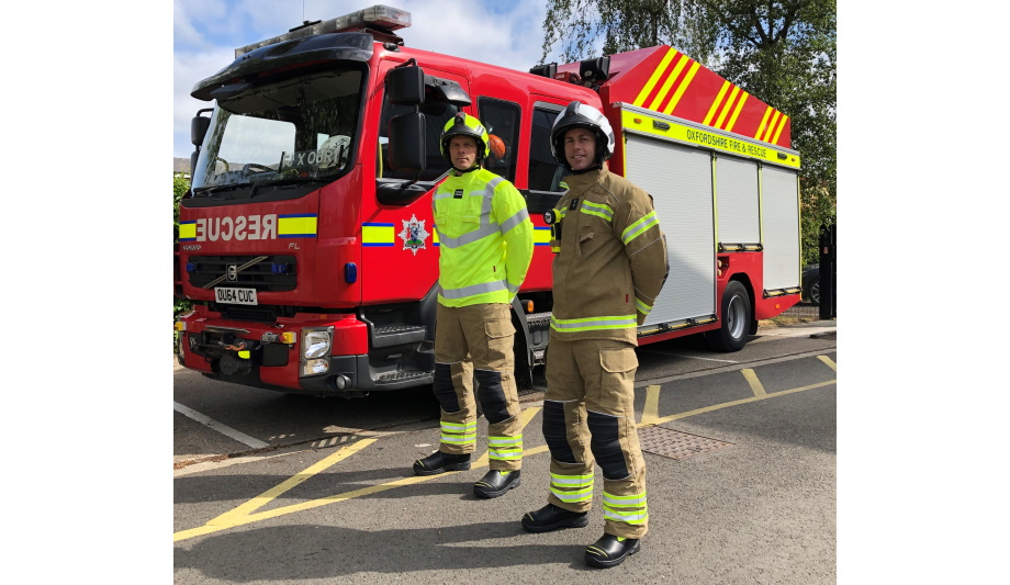 UK Fire And Rescue Services Reap Collaborative PPE Framework Benefits Brought By Kent FRS And Bristol Uniforms