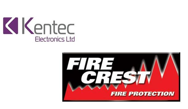 Kentec And Fire Crest Support The Focus Training Group In Delivering Real-Life Fire Safety Training