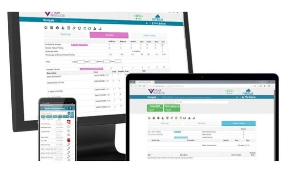 Kentec Launches VR Nimbus Advanced Management Tool For Fire Detection