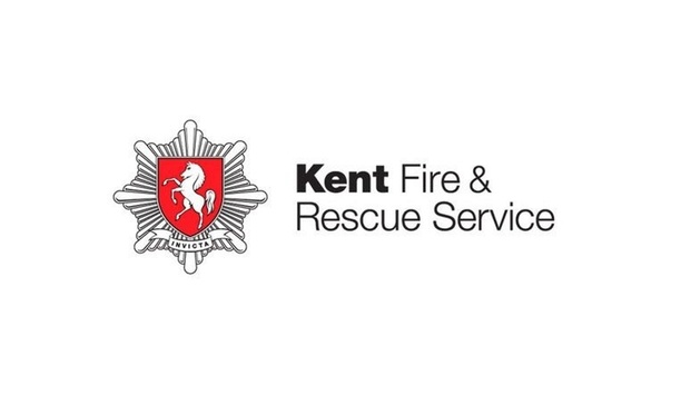 KFRS Praise The Actions Of Folkestone Schoolboy For Quickly Informing Firefighters About Fire Inside His House