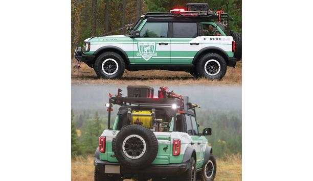 KIMTEK To Introduce The Ford Motor Company Bronco-Filson Wild Fire Vehicle With FIRELITE Fire Rescue Skid Unit