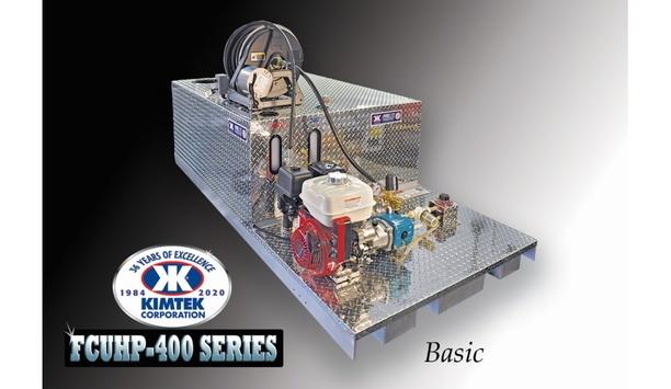 KIMTEK Adds Six Ultra High-Pressure Models To Its 400 Series FIRELITE Basic Model Skid Units