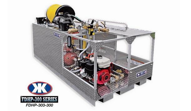 KIMTEK Unveils Large Capacity Firelite® FDHP-303-300 Brush Truck Skid Unit
