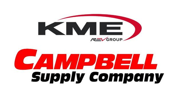 KME Fire Apparatus® Adds Campbell Supply Company As Dealer In Eastern Pennsylvania