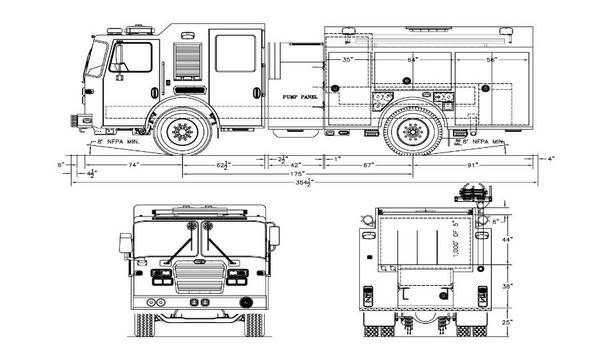 City Of Redmond Fire Department Purchases Two Custom Pumpers From KME®