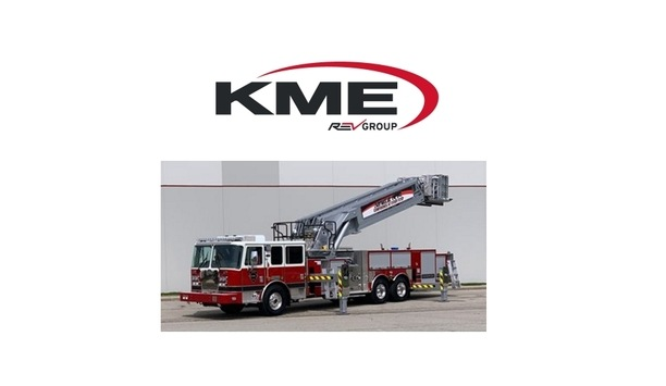 KME Fire Apparatus Unveils New Range Of Mid Mount AerialCat Platforms At FDIC International 2019