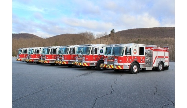 KME Fire Apparatus Announces Delivery Of Six Custom Pumpers To The City Of Atlanta