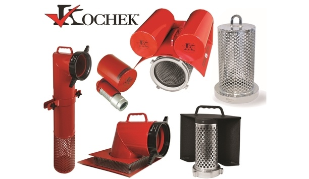 Kochek Releases White Papers Based On Its Multiple Brands Of Fire Hose, Strainers And Elbows