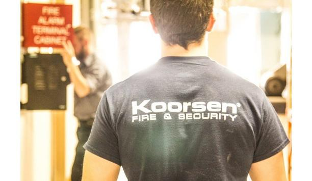 Koorsen Fire & Security Provides Guidance On Installing And Maintaining Working Fire Alarm System