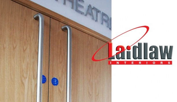 Laidlaw Explains How Correct Fire Door Hardware Can Save Lives