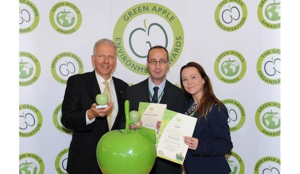 Laidlaw Wins Silver Award At The Green Apple Awards For Implementing Energy-Saving LED Lights