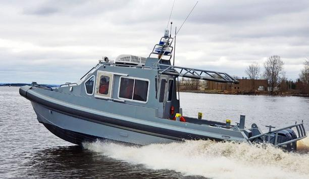 Lake Assault Boats Delivers The First Of Up To 119 Anti-Terrorism Patrol Craft To The U.S. Navy