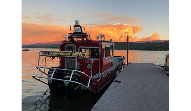 Lake Assault Boats Delivers Third Fire And Rescue Boat To The San Bernardino County Fire District