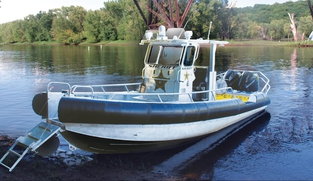 Lake Assault Boats Upgrades Patrol And Emergency Services At St. Croix County With Its Custom-built RHIB