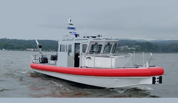 Lake Assault Boats' Patrol Boat Provided To Rockland County Sheriff's Office Marine Unit For Patrol Vessel Duty