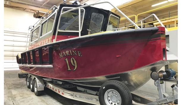 Lake Assault Boats To Showcase Two Fire And Rescue Boats At FDIC 2019