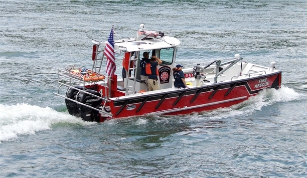 Lake Assault Boats Fireboat Provides Fire Suppression And Emergency Response Services For Rabun County Fire Services
