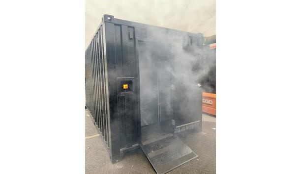 LION First Responder PPE Announces The Launch Of TrainingReadyTM Container Systems With Robust Thermal Linings