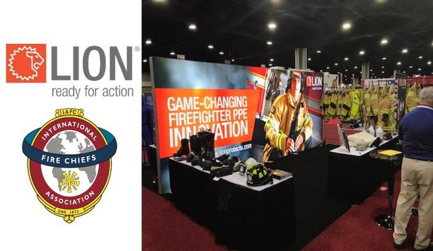 LION Group Exhibits At IAFC's Fire-Rescue International Conference & Expo 2019