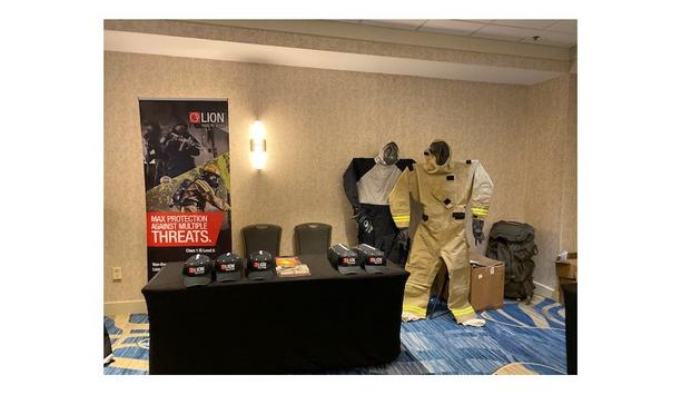 LION Attends IAFF Instructors Development Conference In Clearwater To Showcase Their MT94 CBRN Ensemble