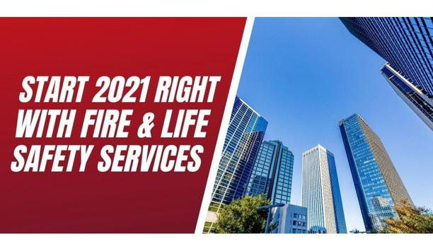 LSS Life Safety Services Announces Four Fire And Life Safety Services To Benefit Clients In 2021