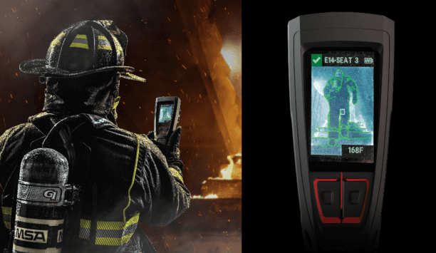 MSA Safety Launches LUNAR Cloud Technology For Firefighter Search And Rescue