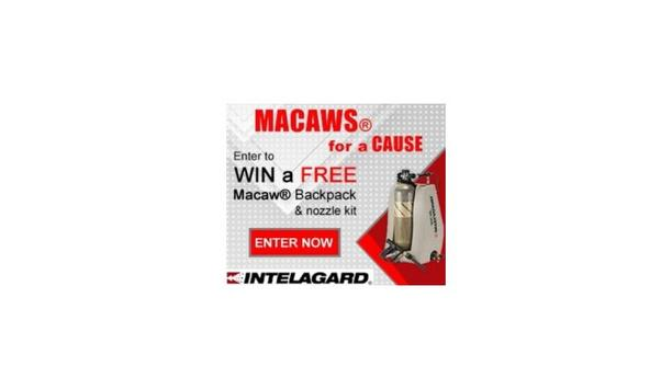Intelagard Announces Macaw® Fire Suppression And Decontamination Equipment Give Away For First Responders