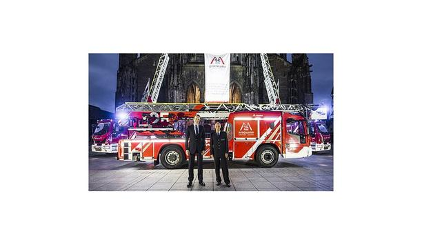 Magirus Recounts The History Of The Introduction Of The First Turntable Ladder