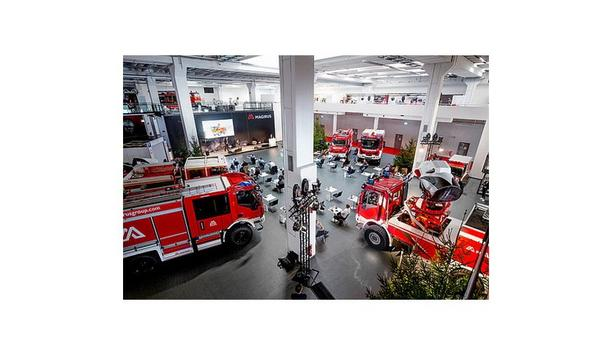 Magirus Holds Press Conference To Present Its Product Range In Forest Fire-Fighting And Off-Road