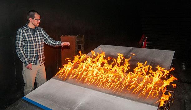 RMRS Researchers Enhance Firefighter Safety Through Science