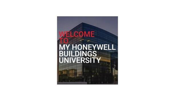 My Honeywell Buildings University Is Live