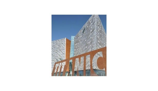 Gent by Honeywell provides fire detection and alarm system for Titanic Belfast
