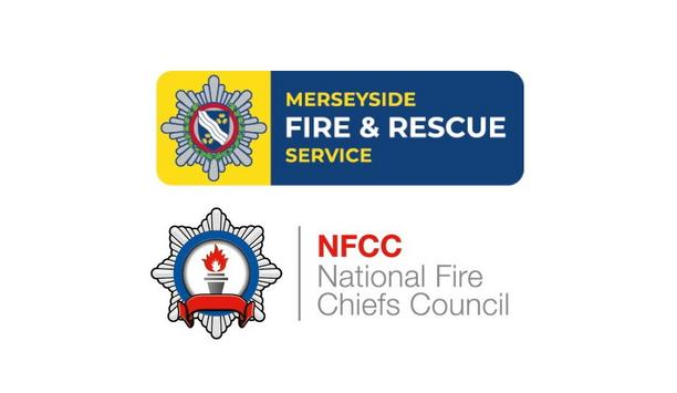 Merseyside Firefighters And The National Fire Chiefs Council's NRAT Sent To Help Greece Contain Devastating Wildfires