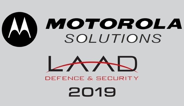 Motorola Solutions To Showcase End-To-End Integrated Security And Defense Solutions At LAAD 2019