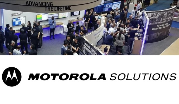 Motorola Solutions To Exhibit Advanced Mission-Critical Communications Solutions At Critical Communications World 2019