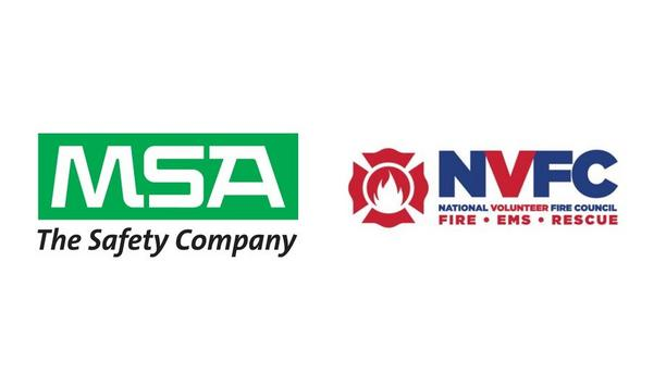 MSA And The National Volunteer Fire Council Partner To Giveaway XF1 Fire Helmet To Three Volunteer Firefighters