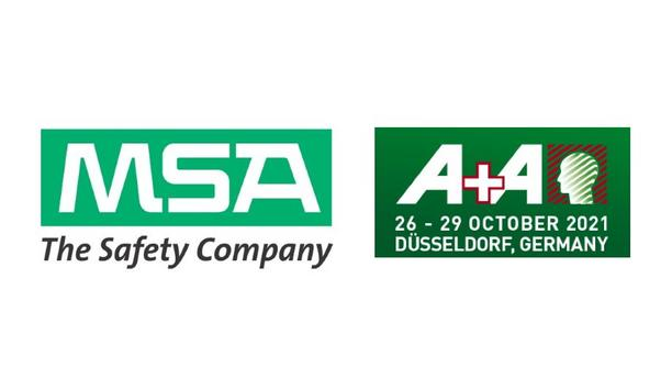 MSA Safety Incorporated Announces That The Company Won't Be Taking Part In A+A Congress 2021 Trade Expo