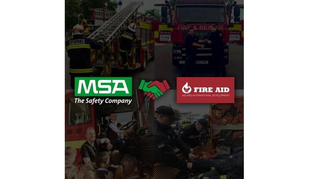 MSA Safety Announces A New Partnership With FIRE AID To Help Protect Firefighters In Developing Countries