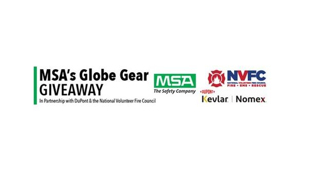 MSA Announces SVFC And GEVFD As The Latest Recipients Of The 2020 Globe Gear Giveaway