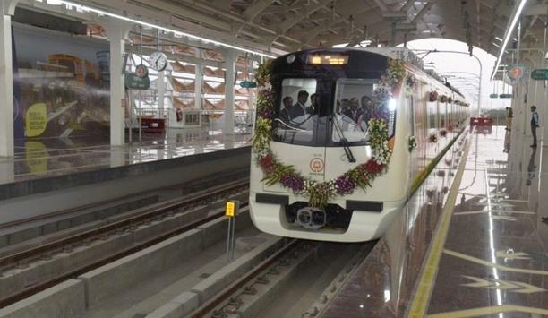 Sepura TETRA Mobile And Hand-Portable Terminals Installed Across The Nagpur Metro Line