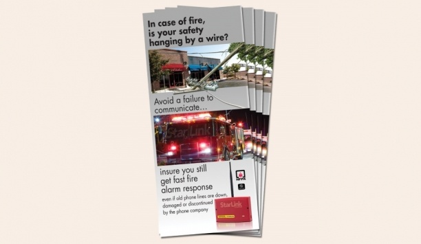 Napco Security Technologies Releases New StarLink Fire End User Brochure