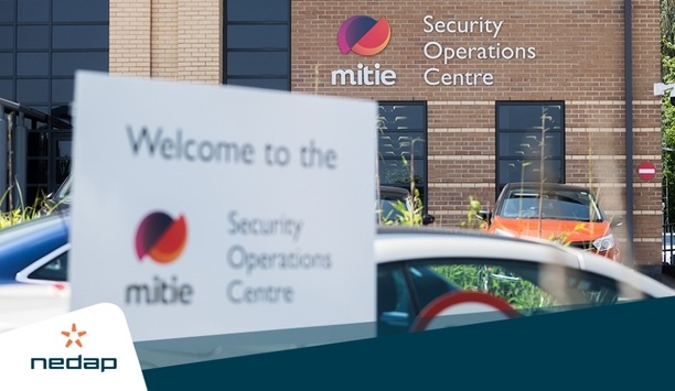 Nedap Partners With Mitie To Provide Access Control Systems In The UK Market