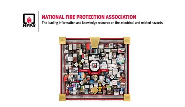 NFPA 3D Artwork With Pop-Up Descriptions Showcases 125 Years Of Safety Incidents, Initiatives, And Influencers