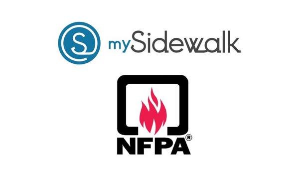 National Fire Protection Association And MySidewalk Partner On Developing Community Risk Assessment Tool