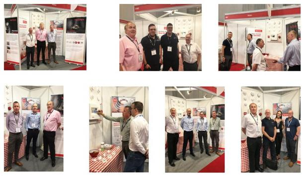 Nittan Exhibited At The Fire Safety Event 2021